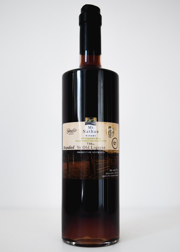 Mt Nathan Winery Brandied Liquor 750ml