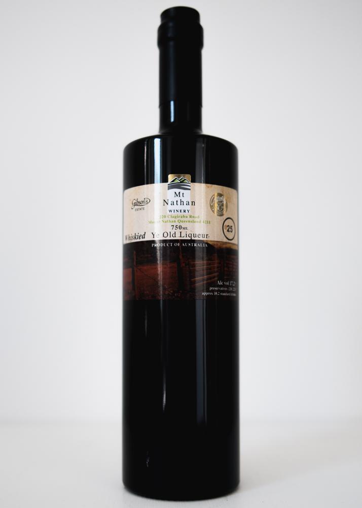 Mt Nathan Winery Whiskied Liquor 750ml