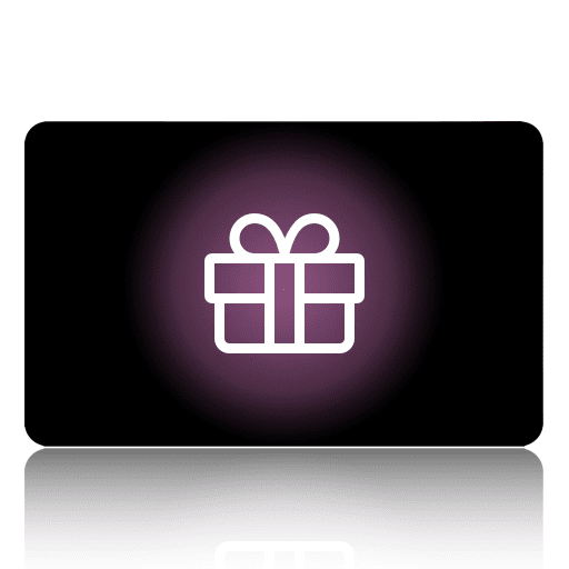 Gift card icon in Tablet