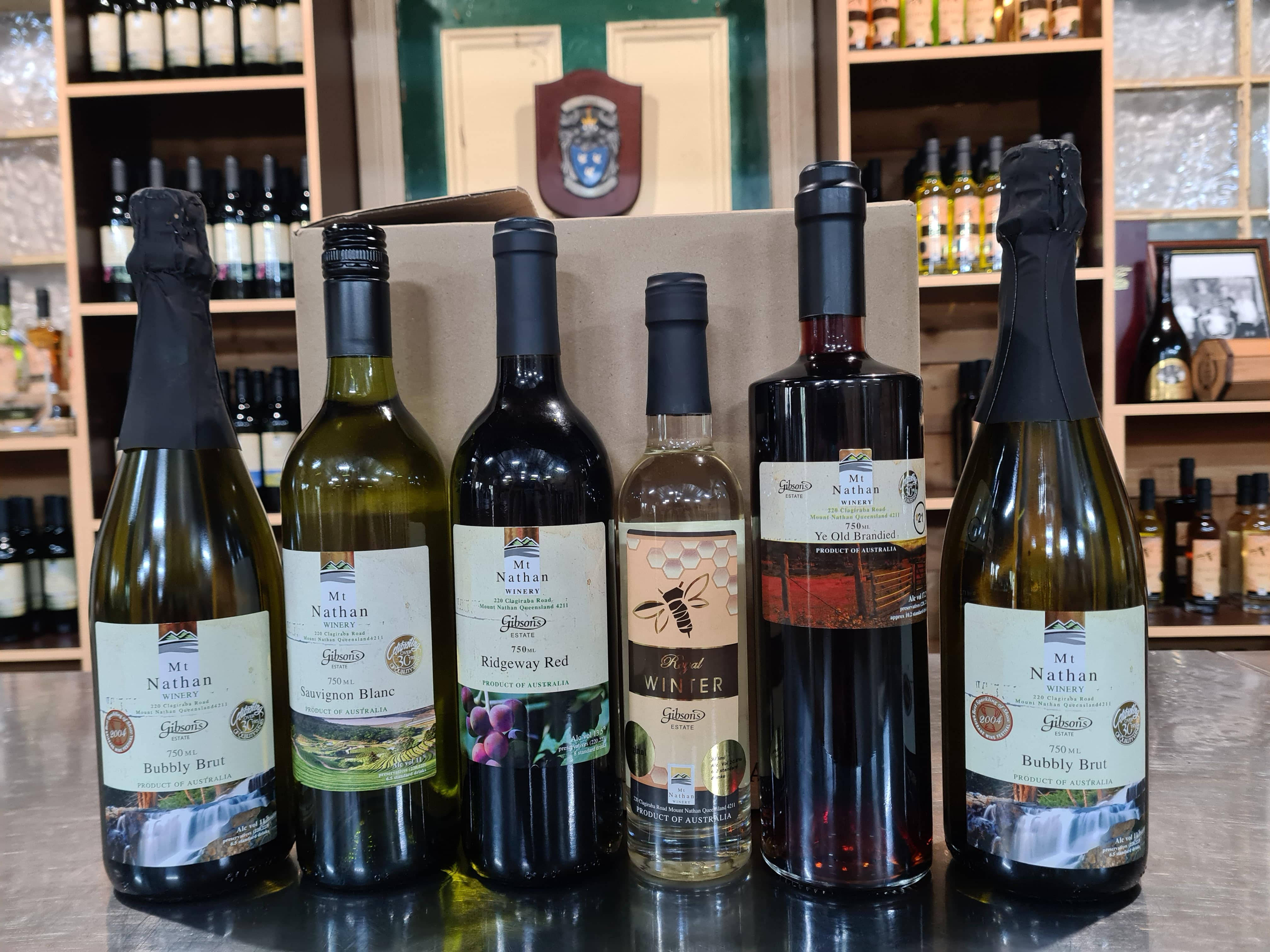Mt Nathan Winery Wine Makers Pick